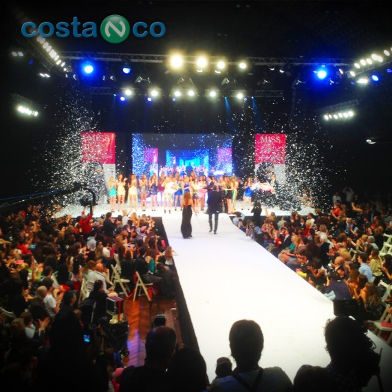 Miss San Isidro 2014