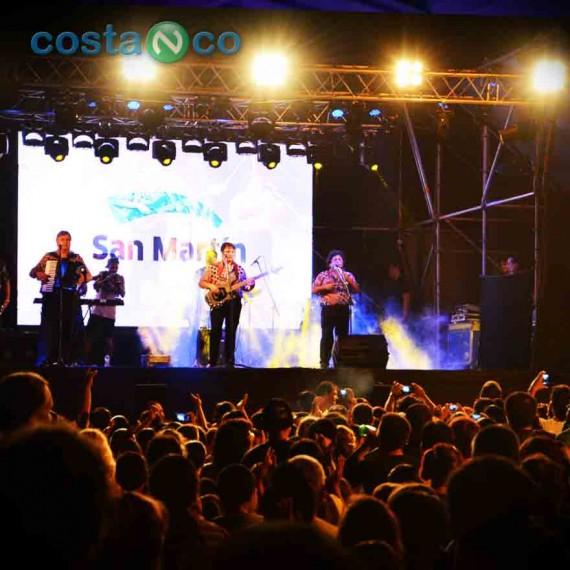 Evento de Inauguración del Natatorio Municipal del Partido de San Martín