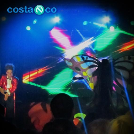 Show Fiesta de Fin de Ano Empresarial