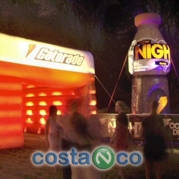 Maratón Nocturna Gatorade