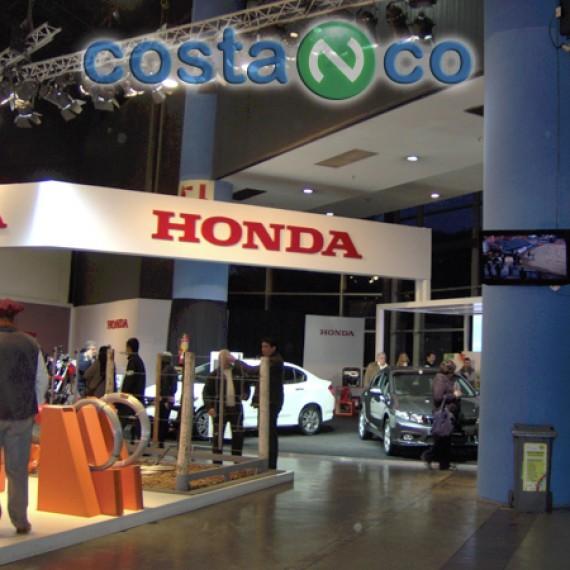 Honda . Stand
