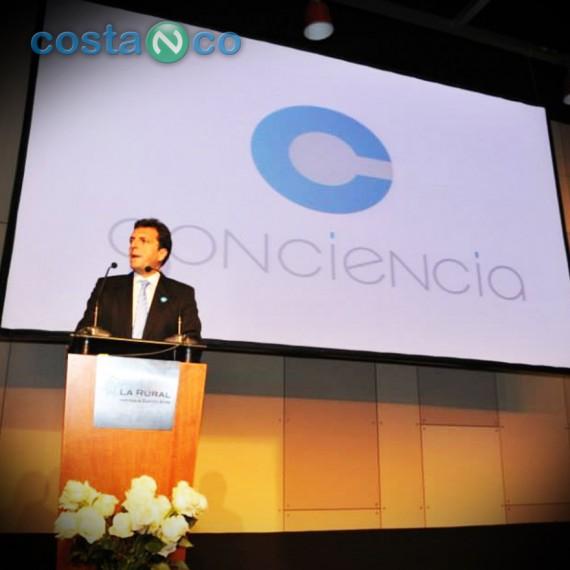 """""""Noche ciudadana"""" de la Fundación Conciencia"""