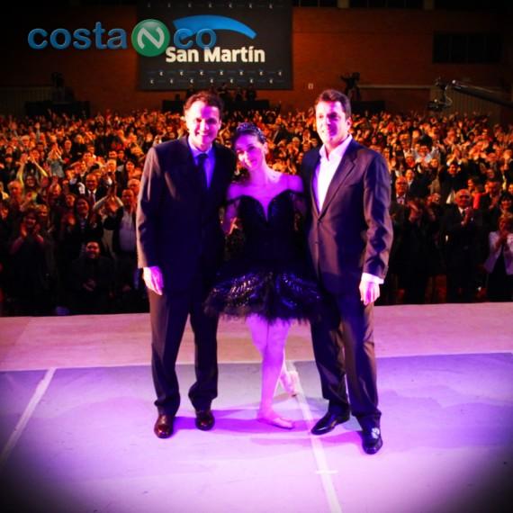 """Gala de Ballet """"Marianela Nuñez en San Martín"""