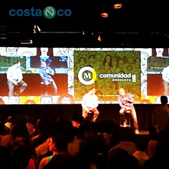 Evento realizado para Monsanto Argentina