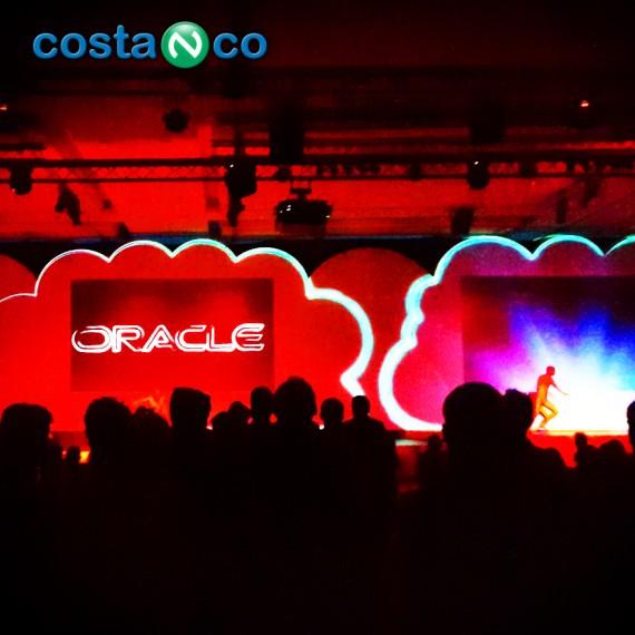 Evento Corporativo Oracle
